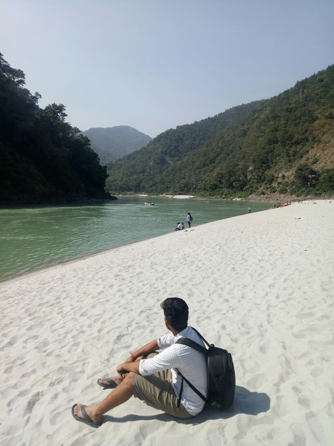 Photo of Rishikesh By Prateek Bisht