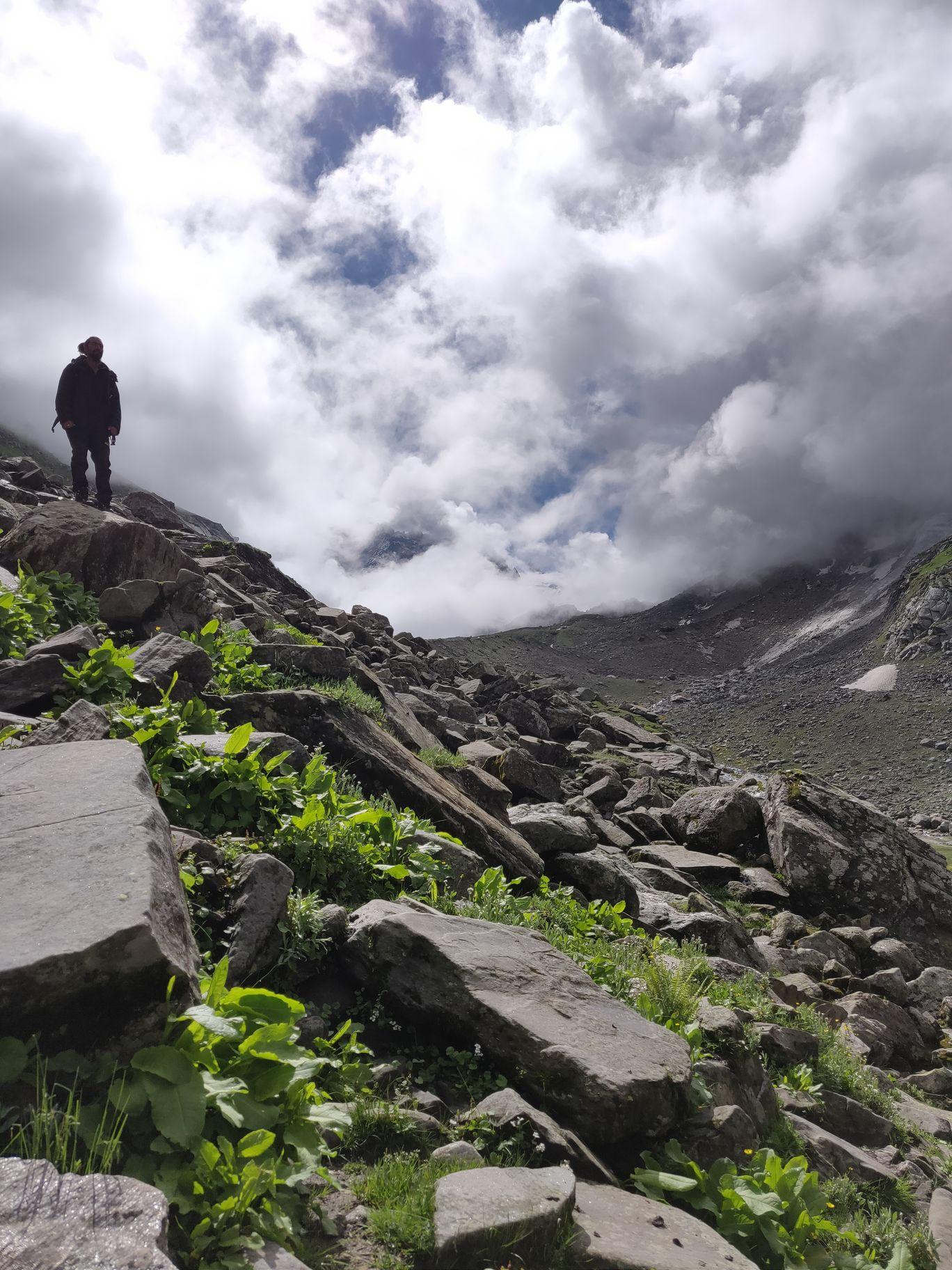 Photo of Hampta Pass Trek Camp Himalayan Mountain Sojourns By sumi chopra