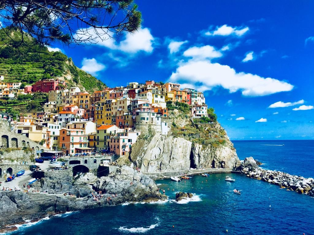 Photo of Manarola By Ipsa Pandya