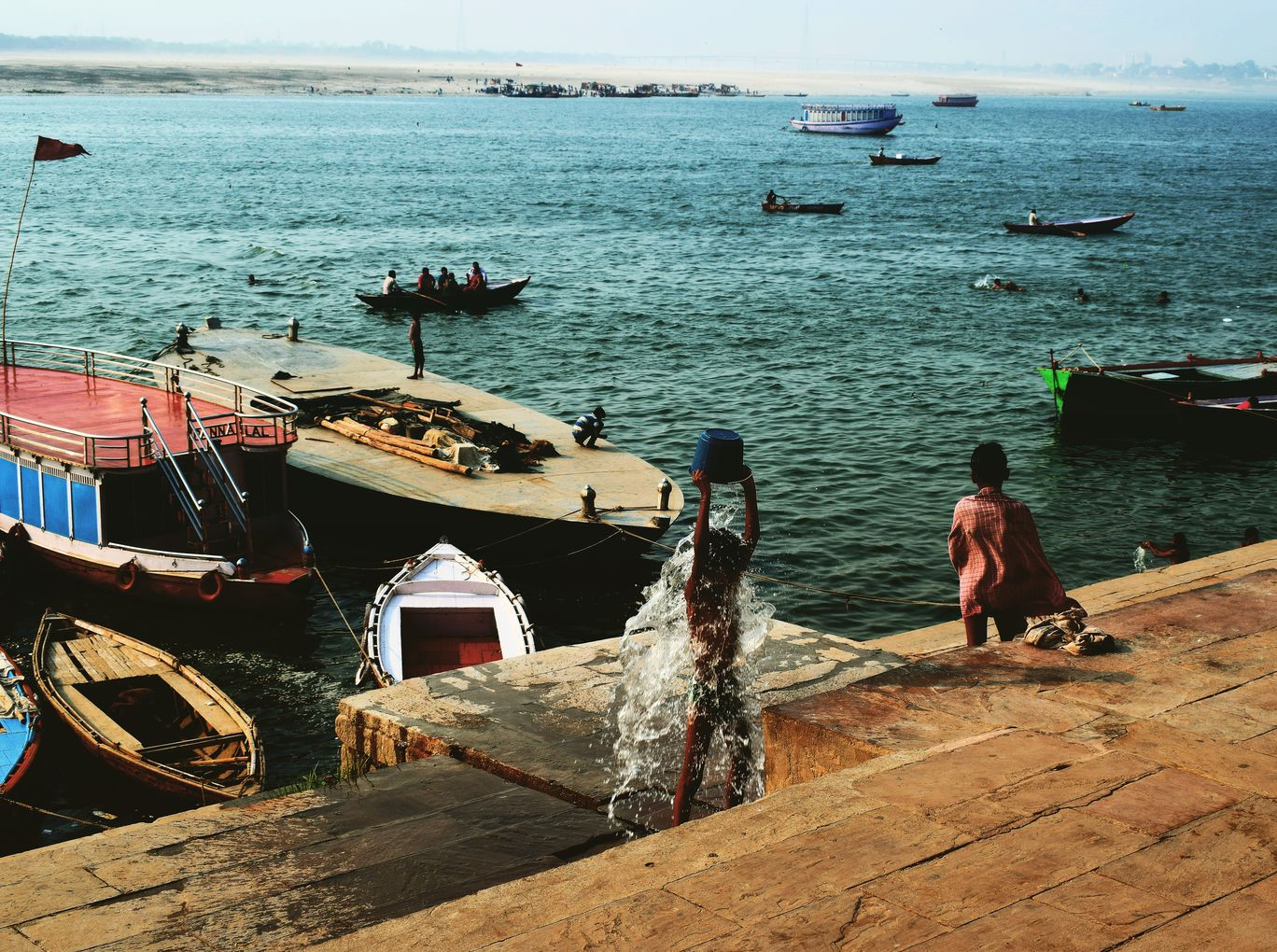 Photo of Varanasi By Joyita Shaw