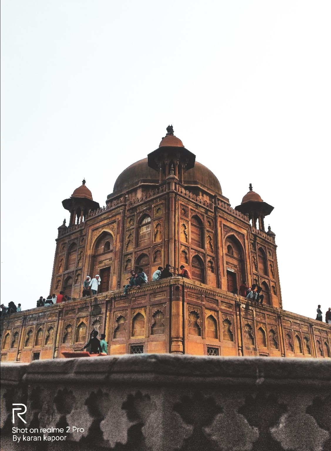 Photo of Khusro Bagh By Karan Kapoor