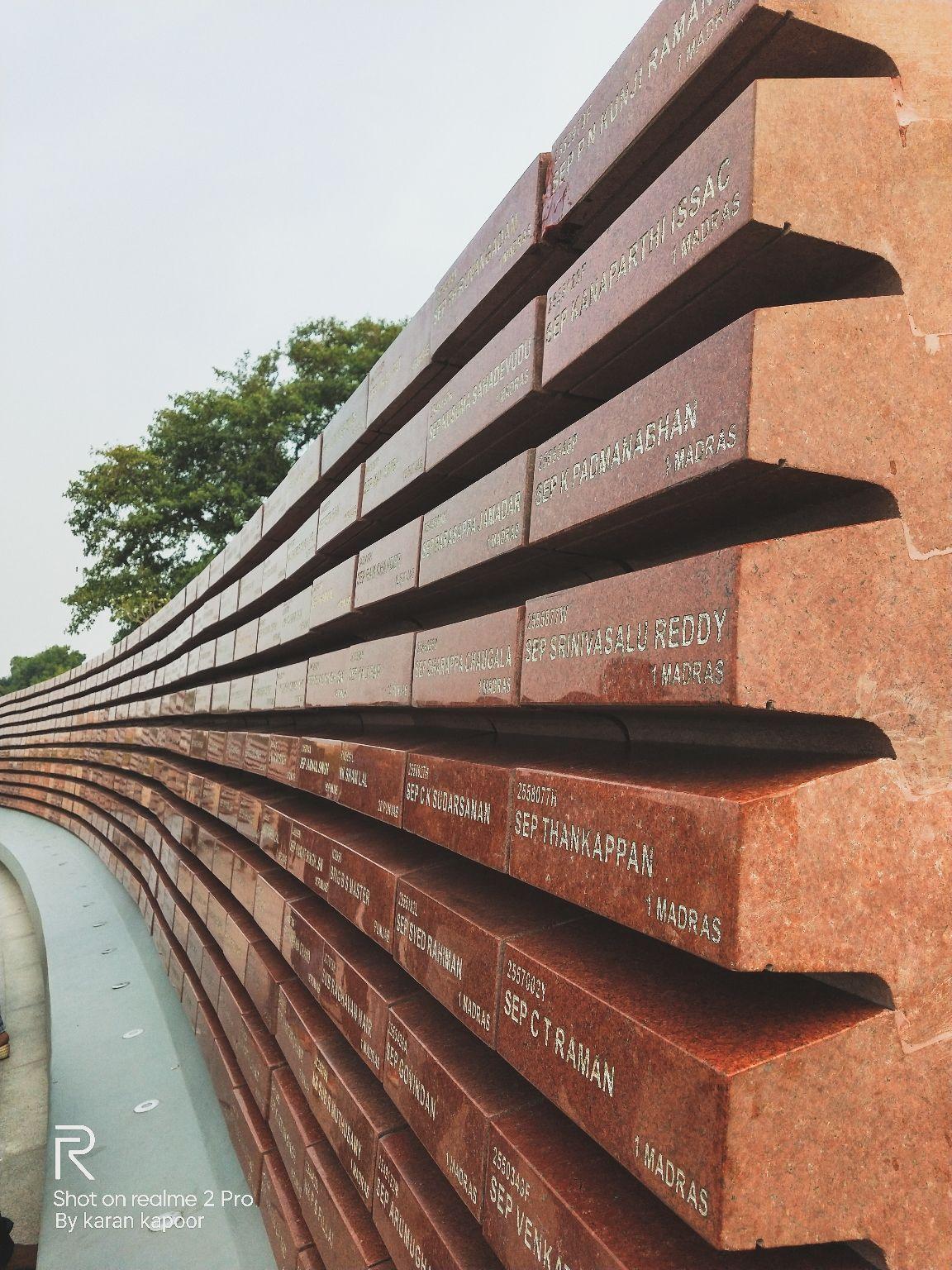 Photo of National War memorial By Karan Kapoor
