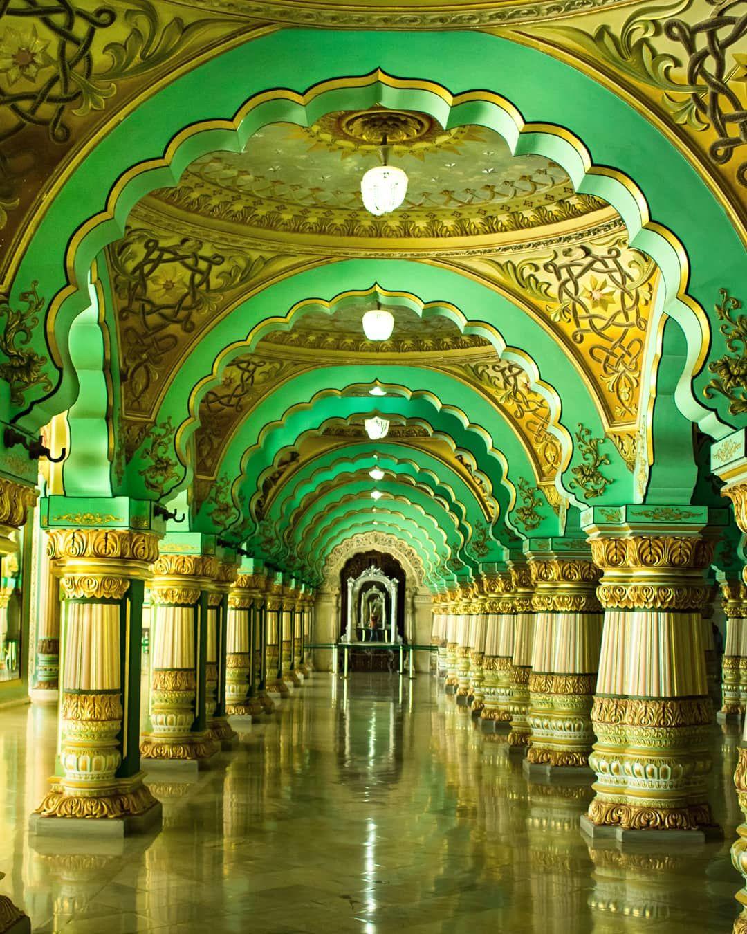 Photo of Mysore Palace By Dheeraj Ubhayakar