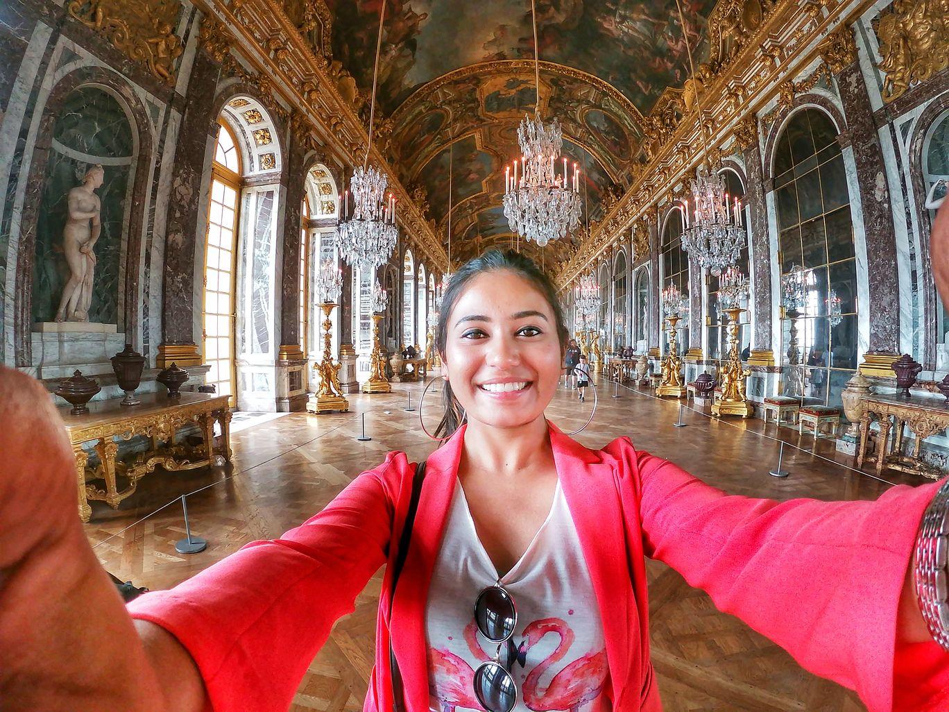 Photo of Palace of Versailles By Priyanka