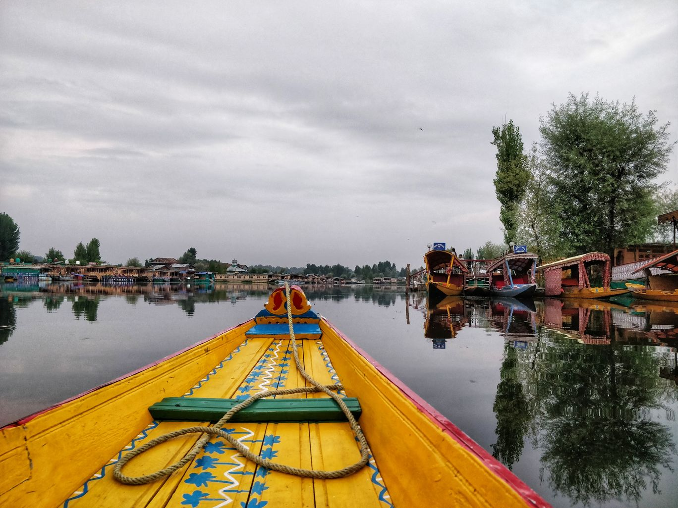 Photo of Dal Lake By Akshay Batra
