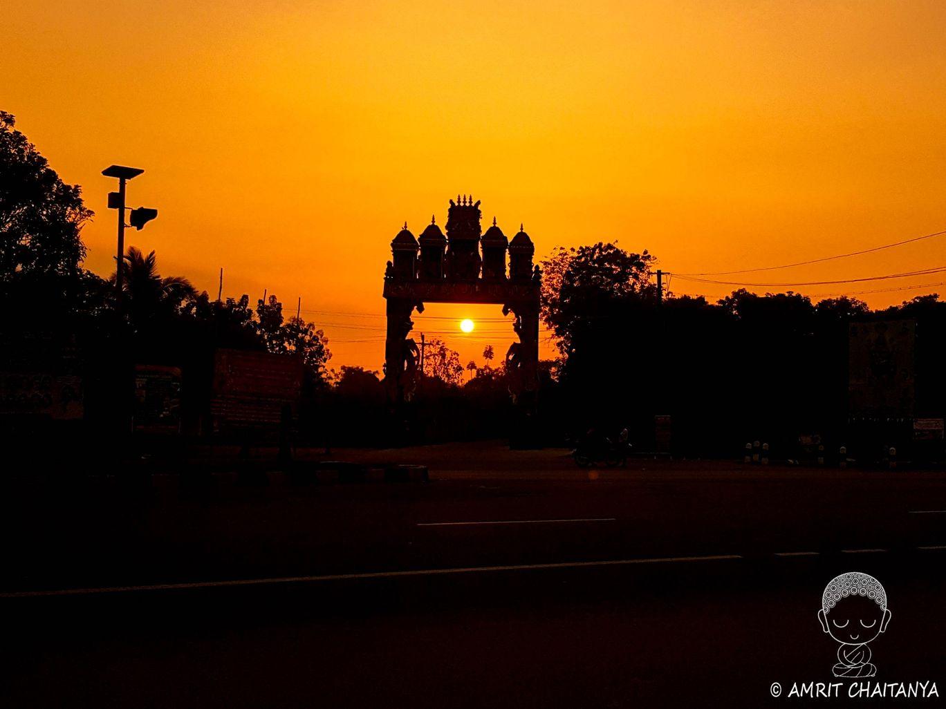 Photo of Jipmer Campus Road By Amrit Chaitanya