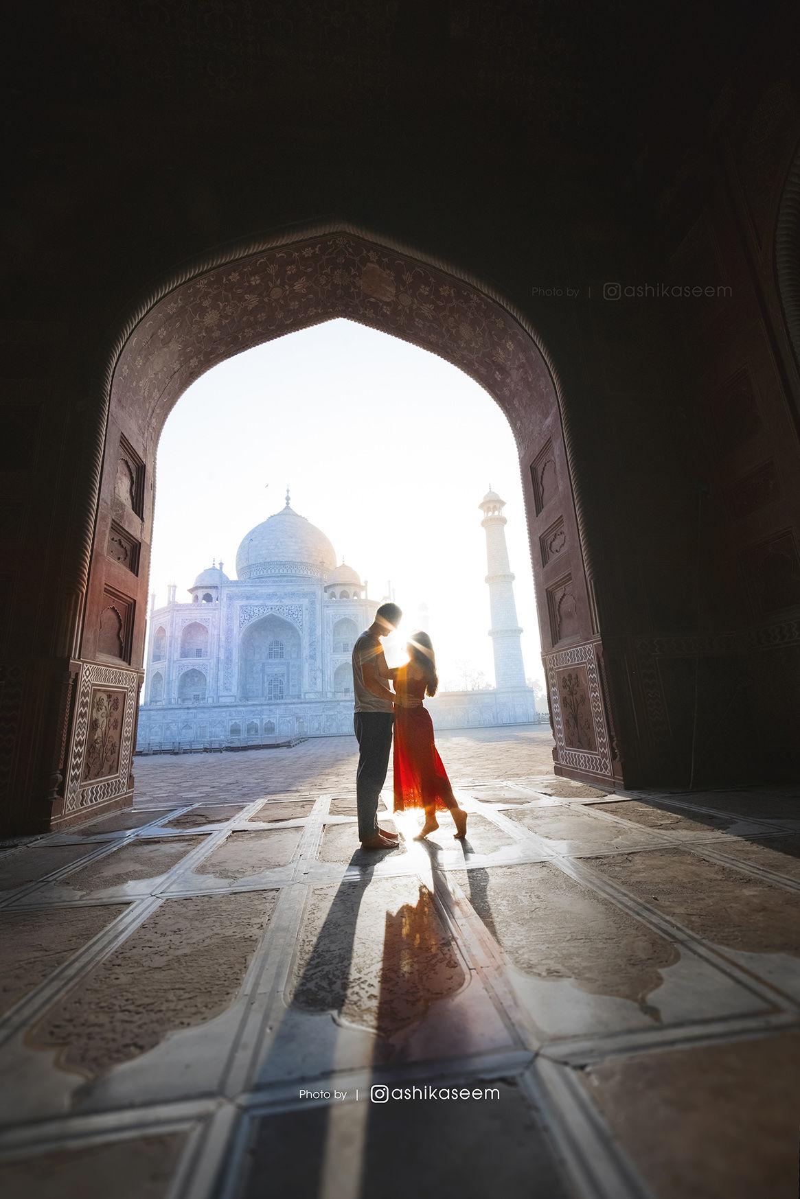 Photo of Taj Mahal By Ashik Aseem