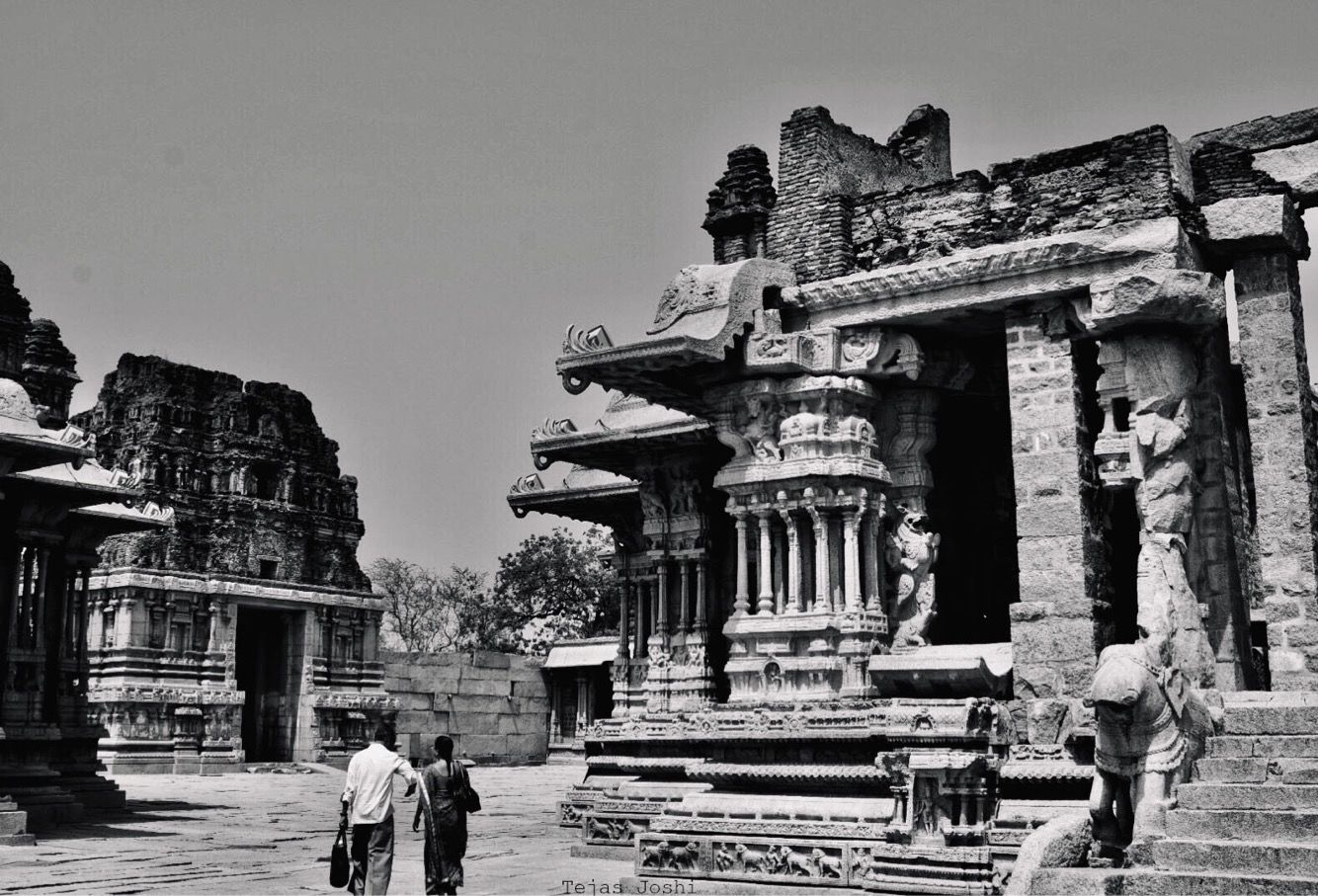 Photo of Hampi By Tejas joshi