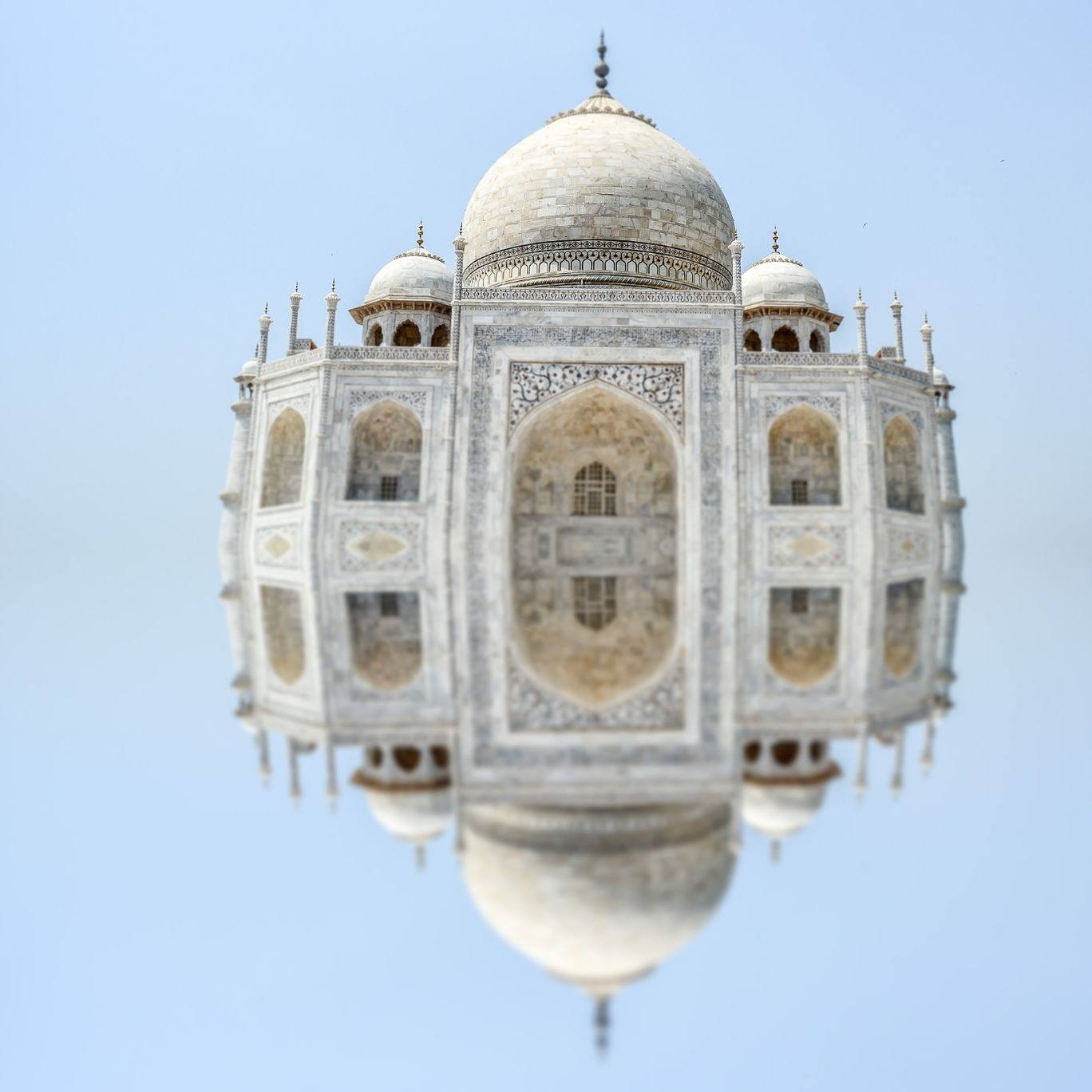 Photo of Taj Mahal By crazy interest