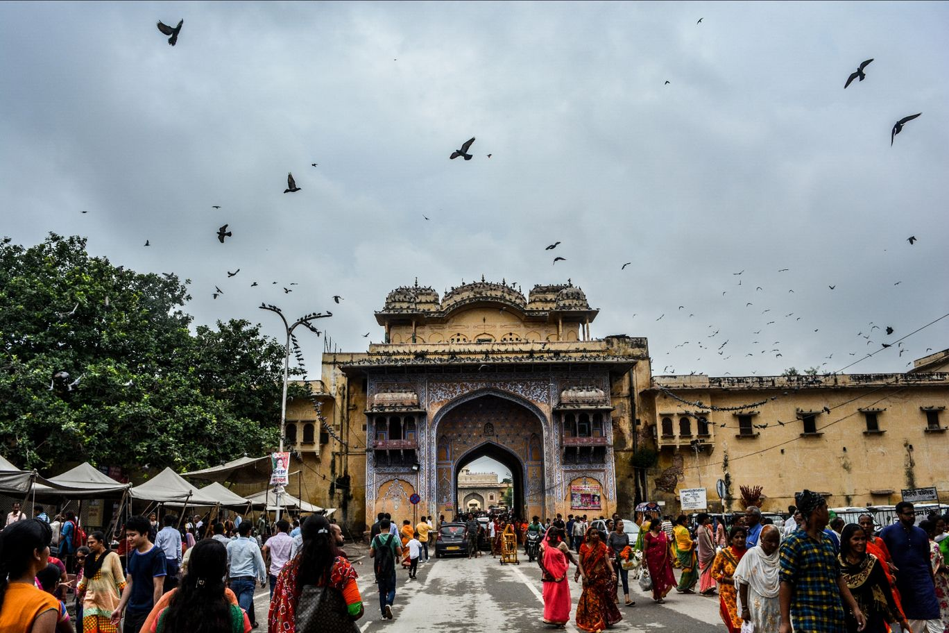 Photo of Jaipur - Amer - Jaigarh By crazy interest