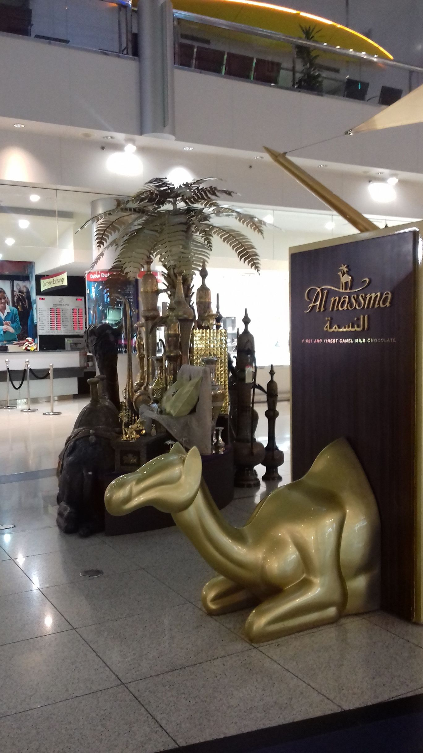 Photo of Dubai International Airport (DXB) - Dubai - United Arab Emirates By Soumya Dev Chandra