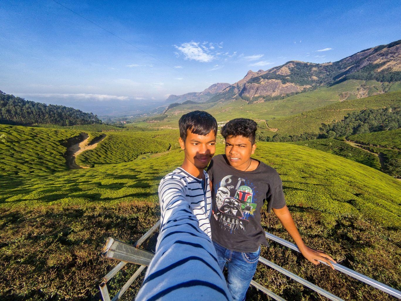 Photo of Munnar By Ananthakrishnan SB