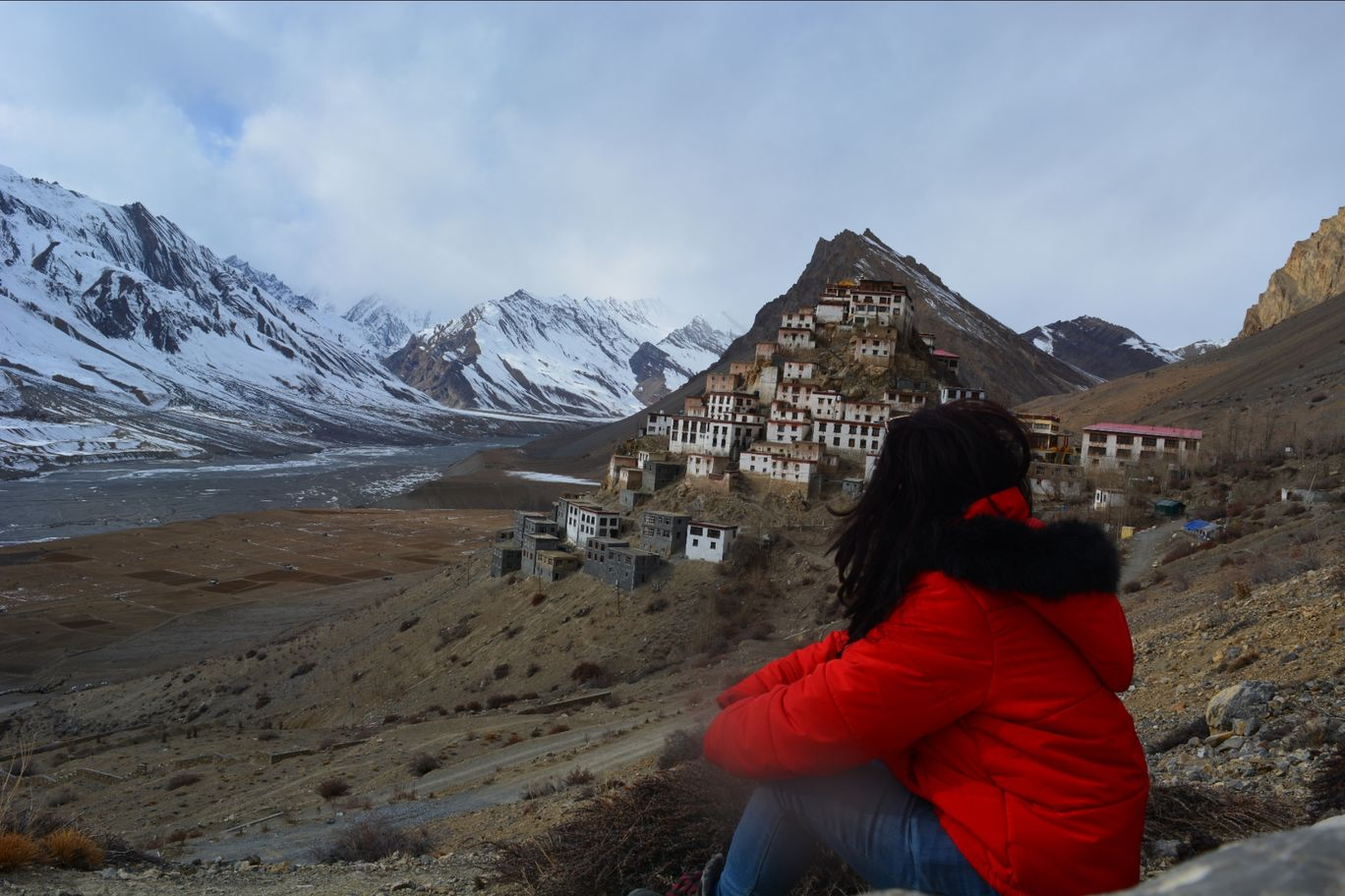 Photo of Kaza By Anupama the runner and traveller
