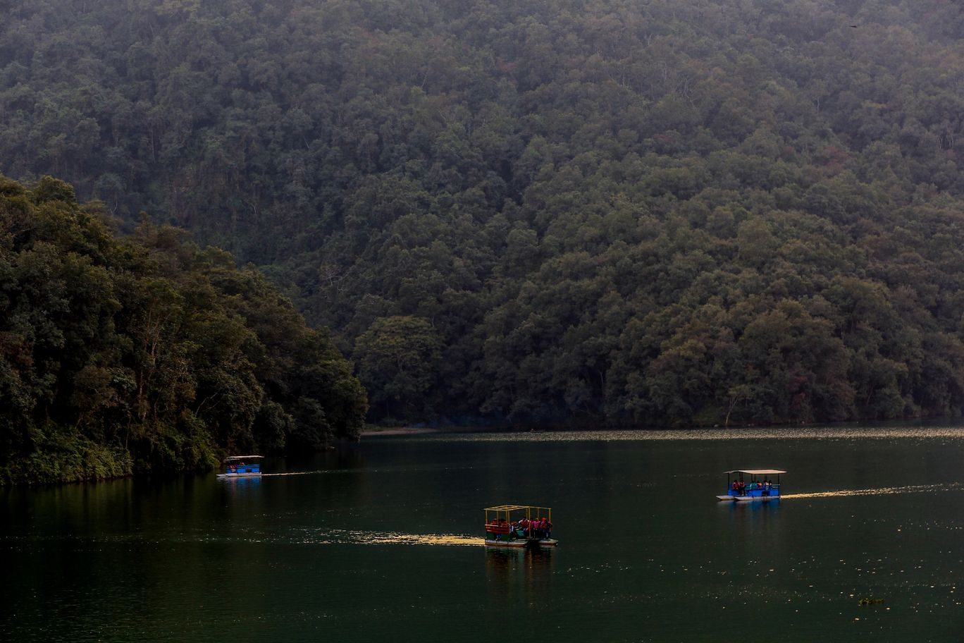 Photo of Phewa Lake By Anant Redkar