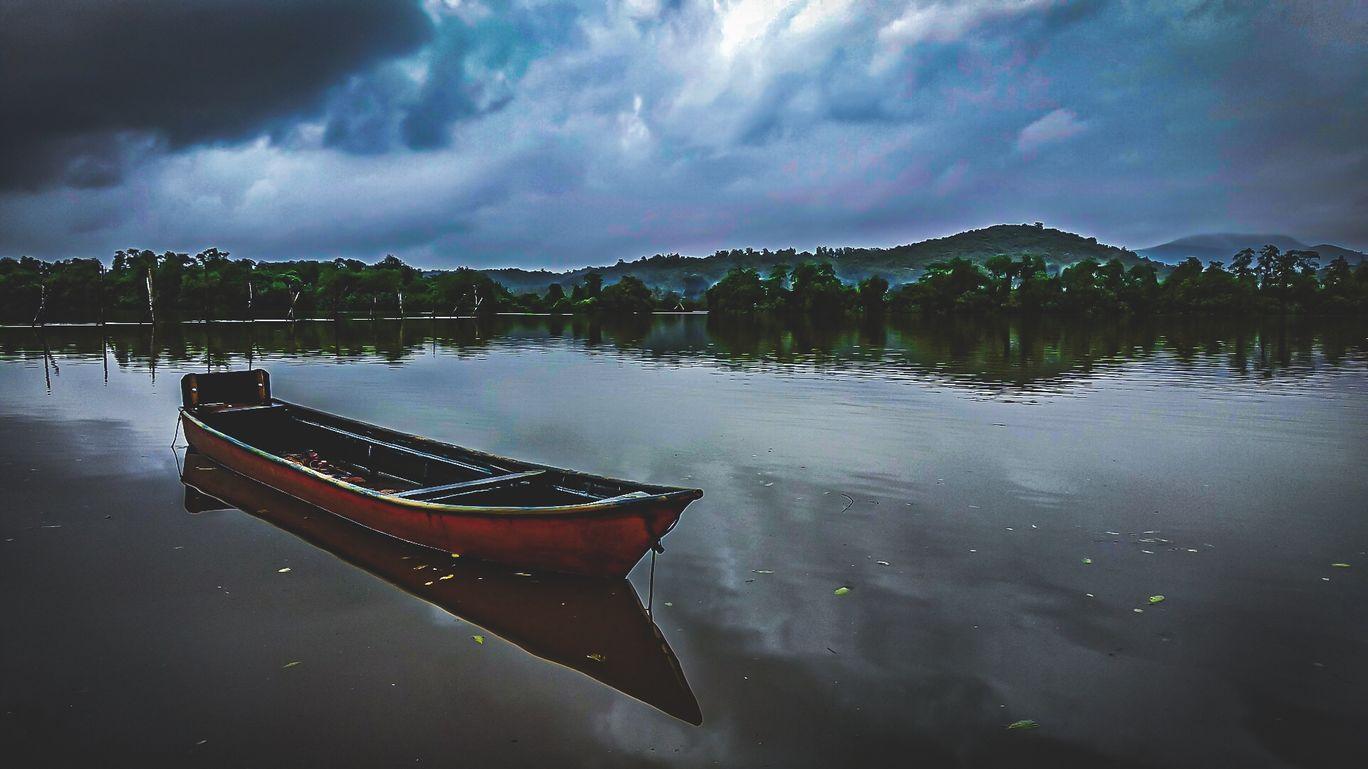 Photo of Curtorim Lake By Anant Redkar