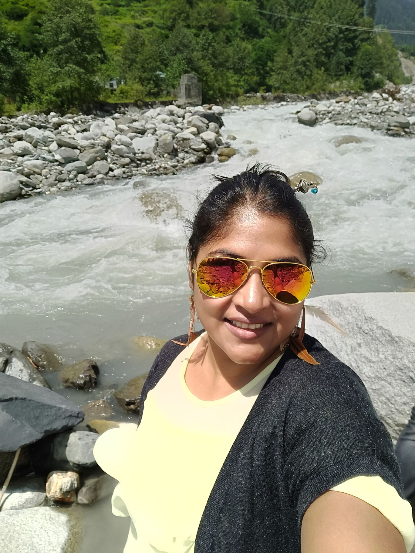 Photo of Solang Valley By Janitha Pattapu