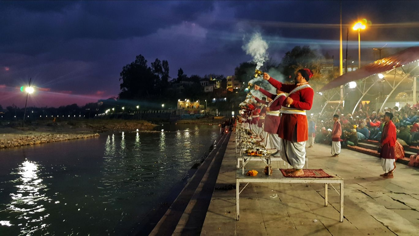 Photo of Triveni Ghat By Swapnil Jagtap