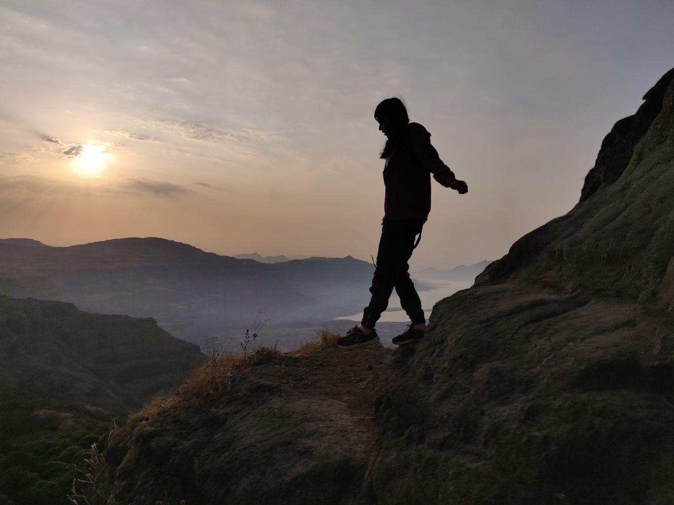 Photo of Harishchandragad By Swapnil Jagtap