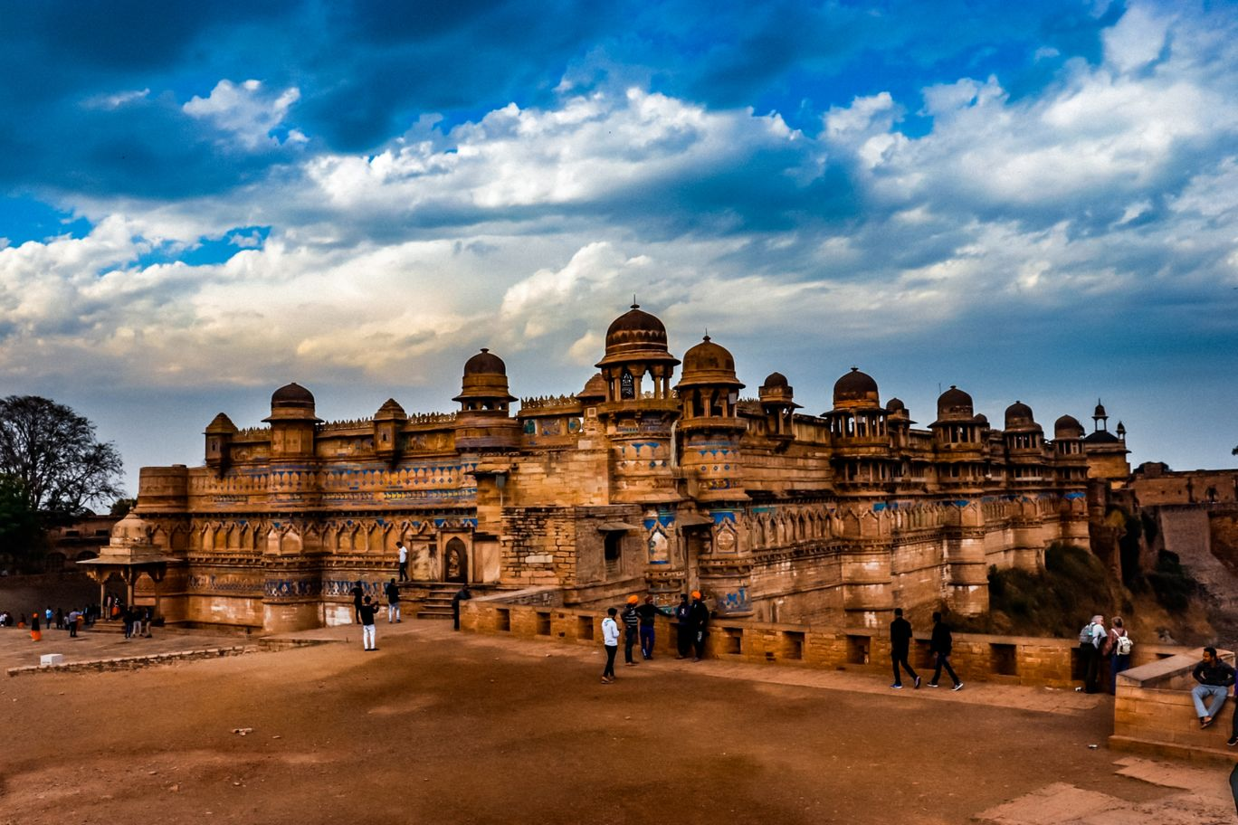 Photo of Gwalior Fort By Rohit