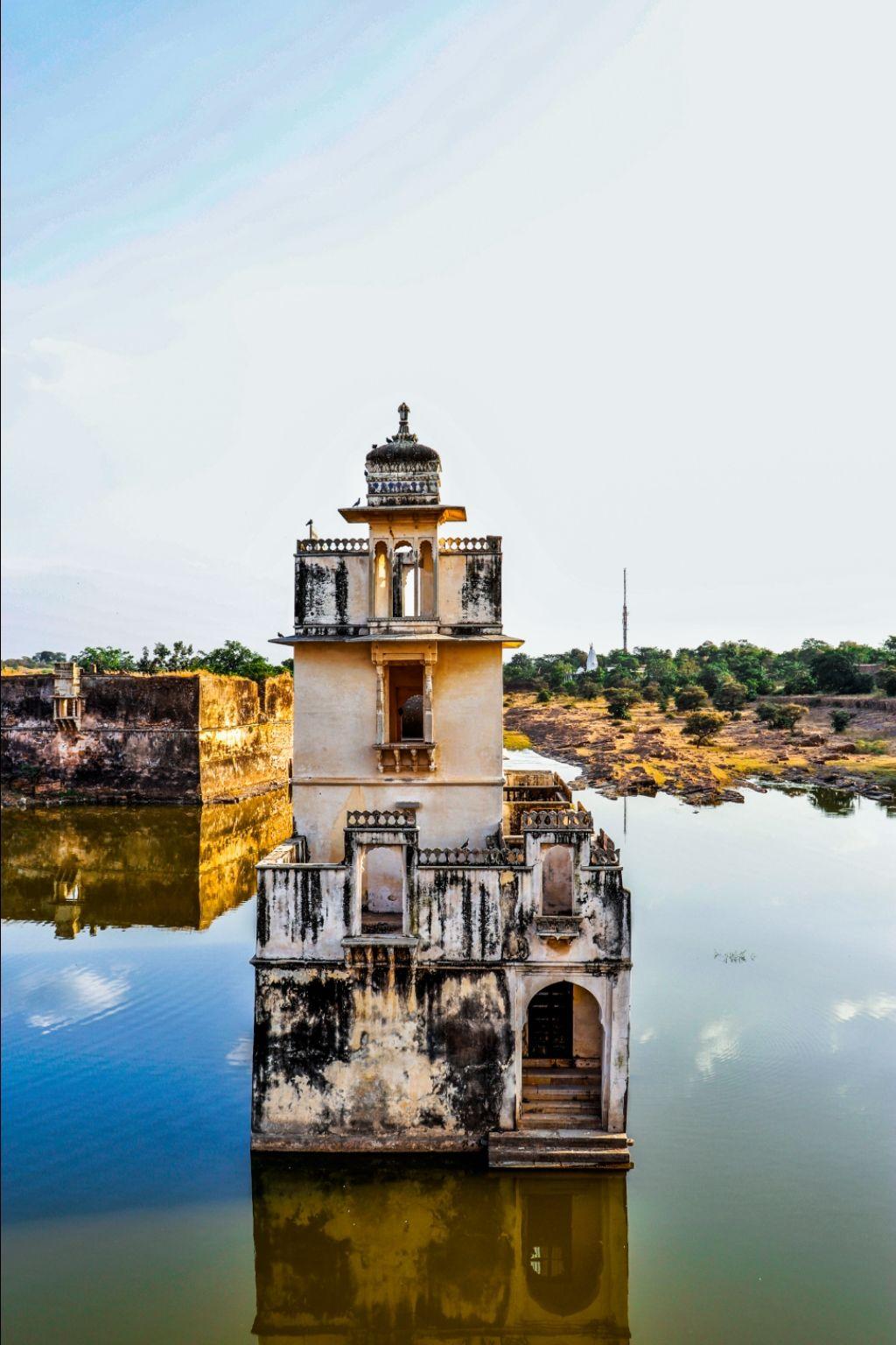 Photo of Chittorgarh Fort By yayawar