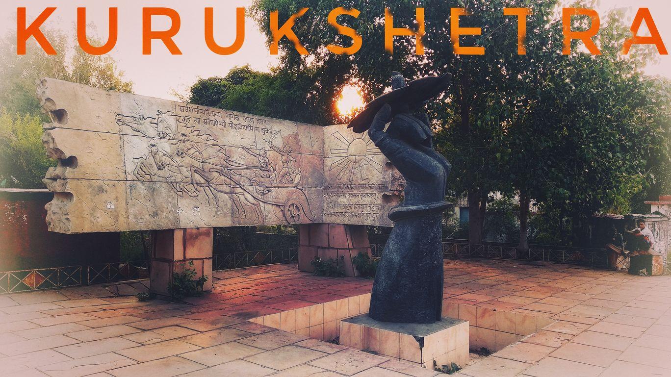 Photo of Kurukshetra By mehta manoj