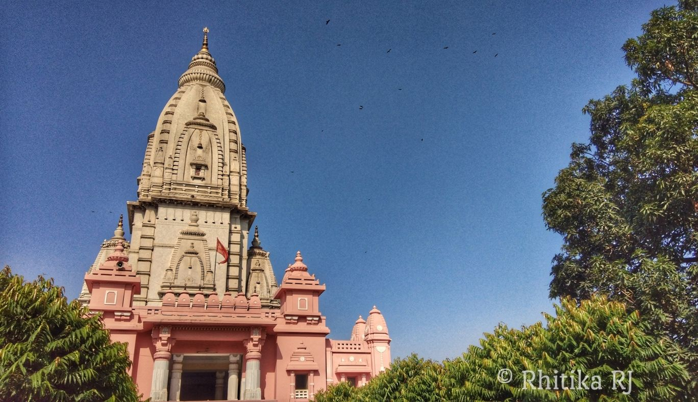 Photo of New Kashi Viswnath Temple By Rhitika Rj