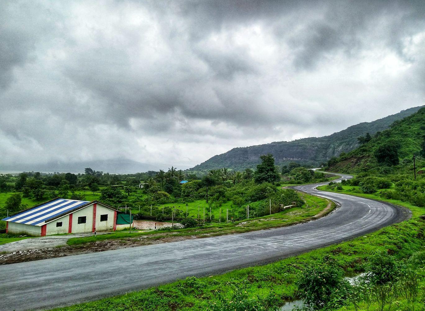 Photo of Malshej Ghat By Gaurav Seksaria