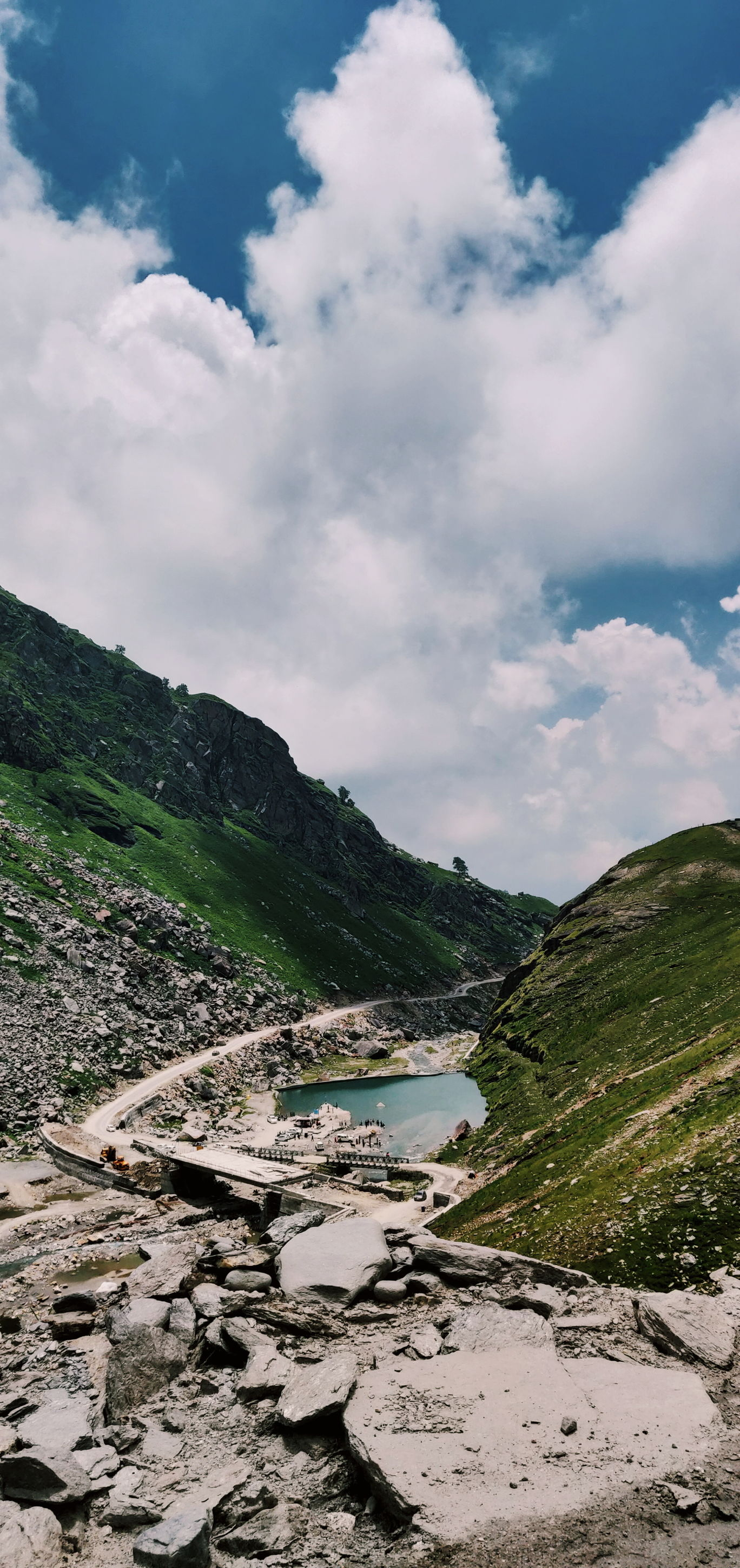 Photo of Rohtang Pass By Naina Uttam