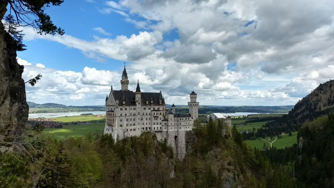 Photo of Neuschwanstein Castle By Atharva Mundada