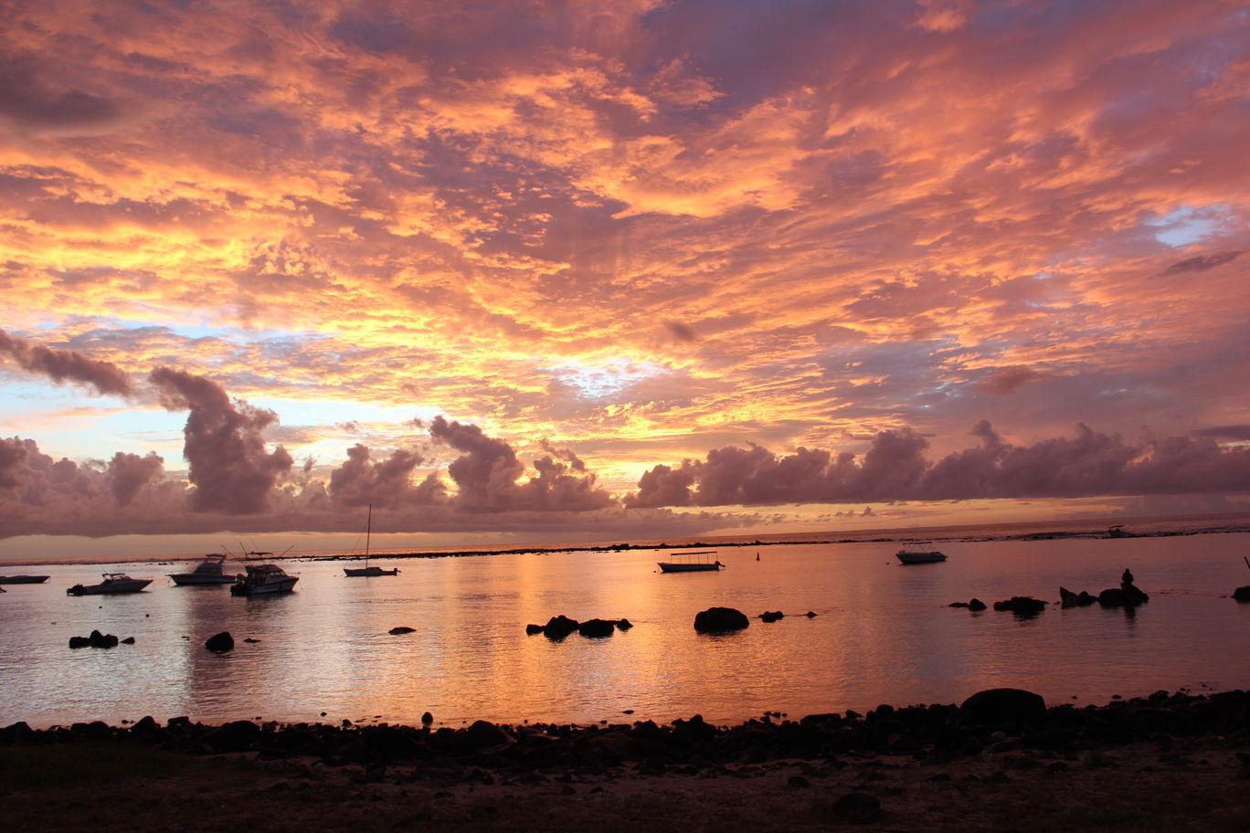 Photo of Mauritius By Vidya Kishorekumar