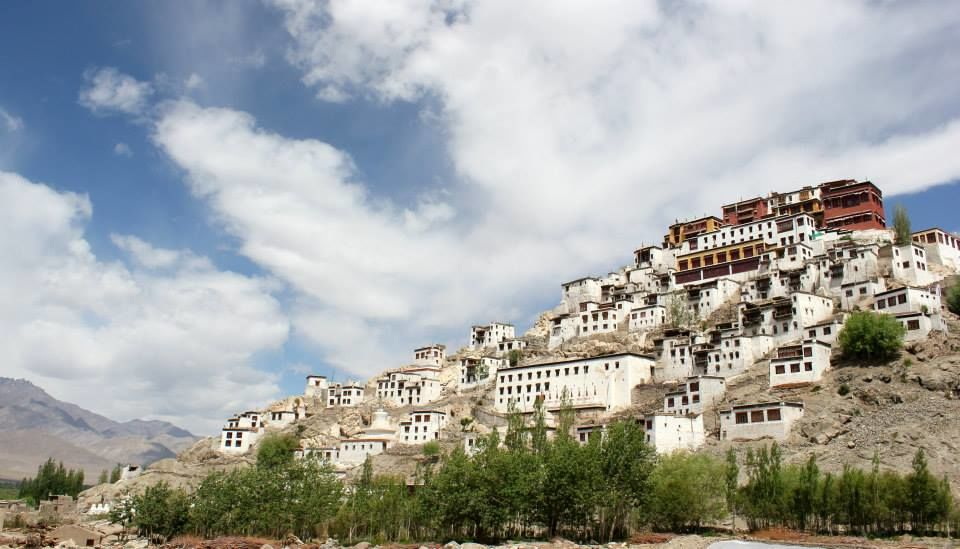 Photo of Shey Monastery By IndraJeet Ghorpade