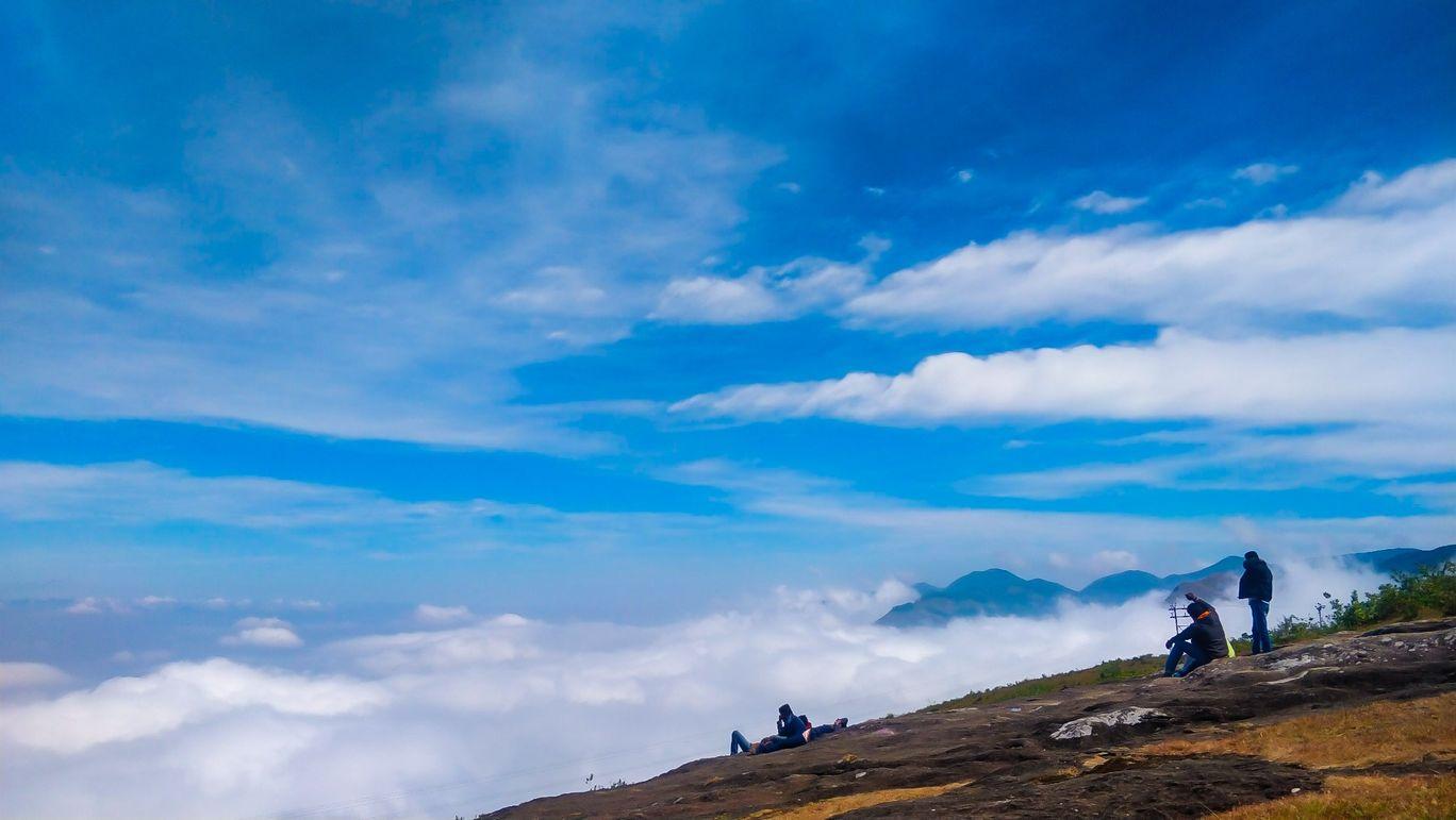 Photo of Megamalai Forest By RICHARD PRABHAKAR