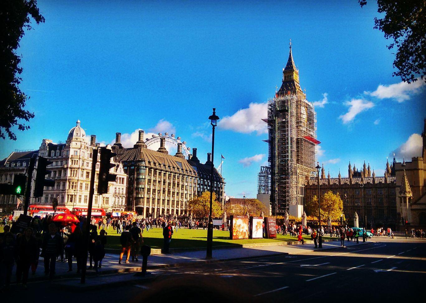 Photo of Big Ben By Pallavi Swaroop