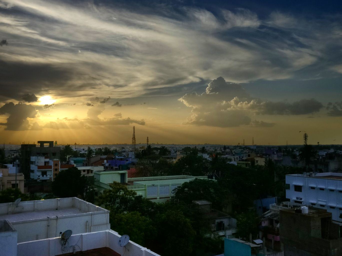 Photo of Pondicherry By Sanjna Banik