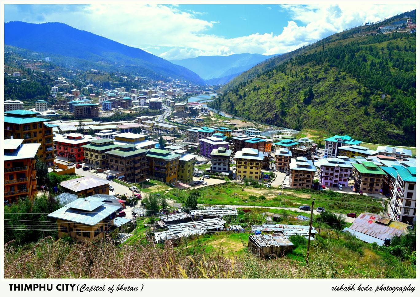 Photo of Thimphu By Rishabh Heda
