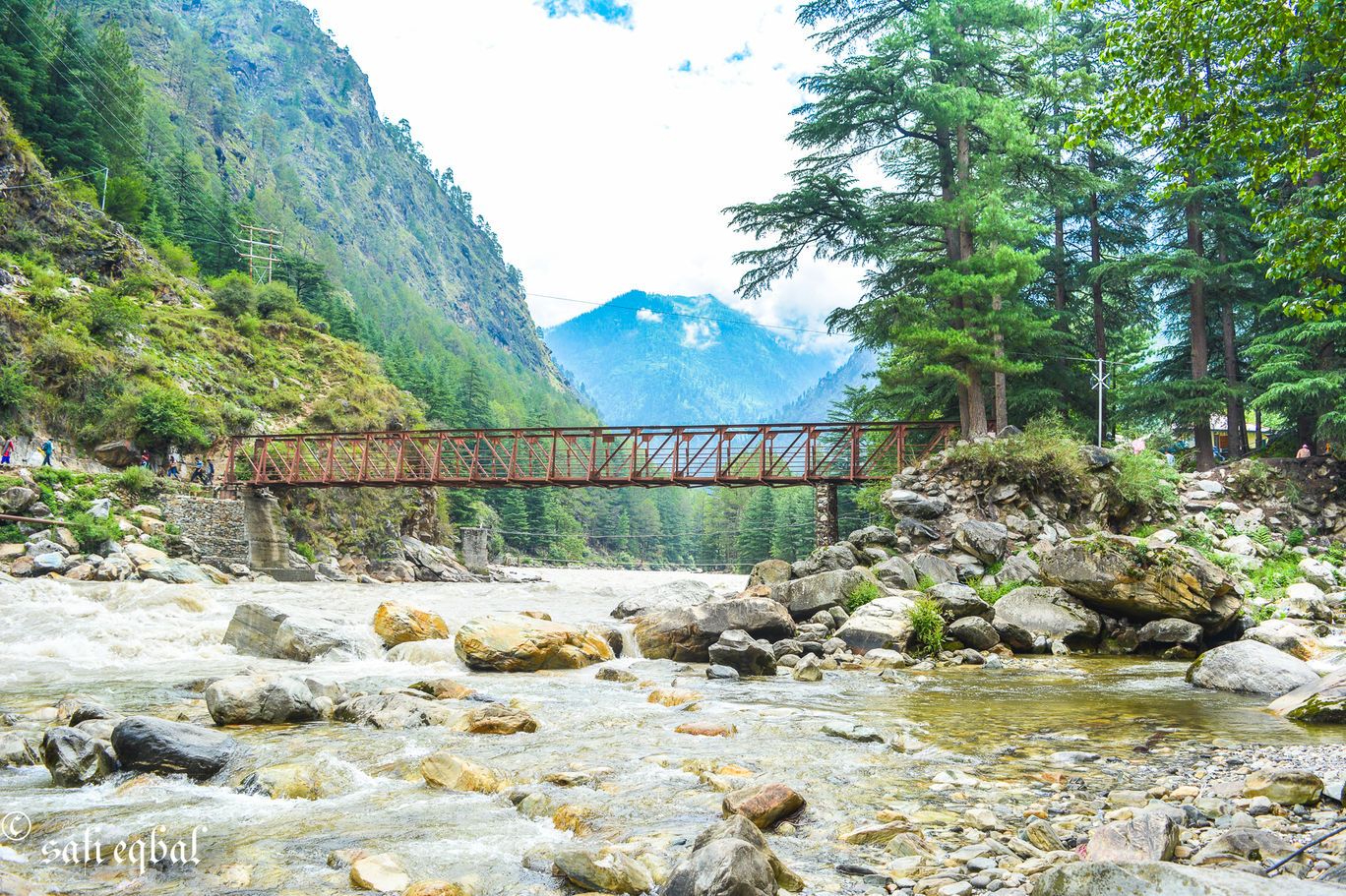 Photo of Kasol By eqbal safi