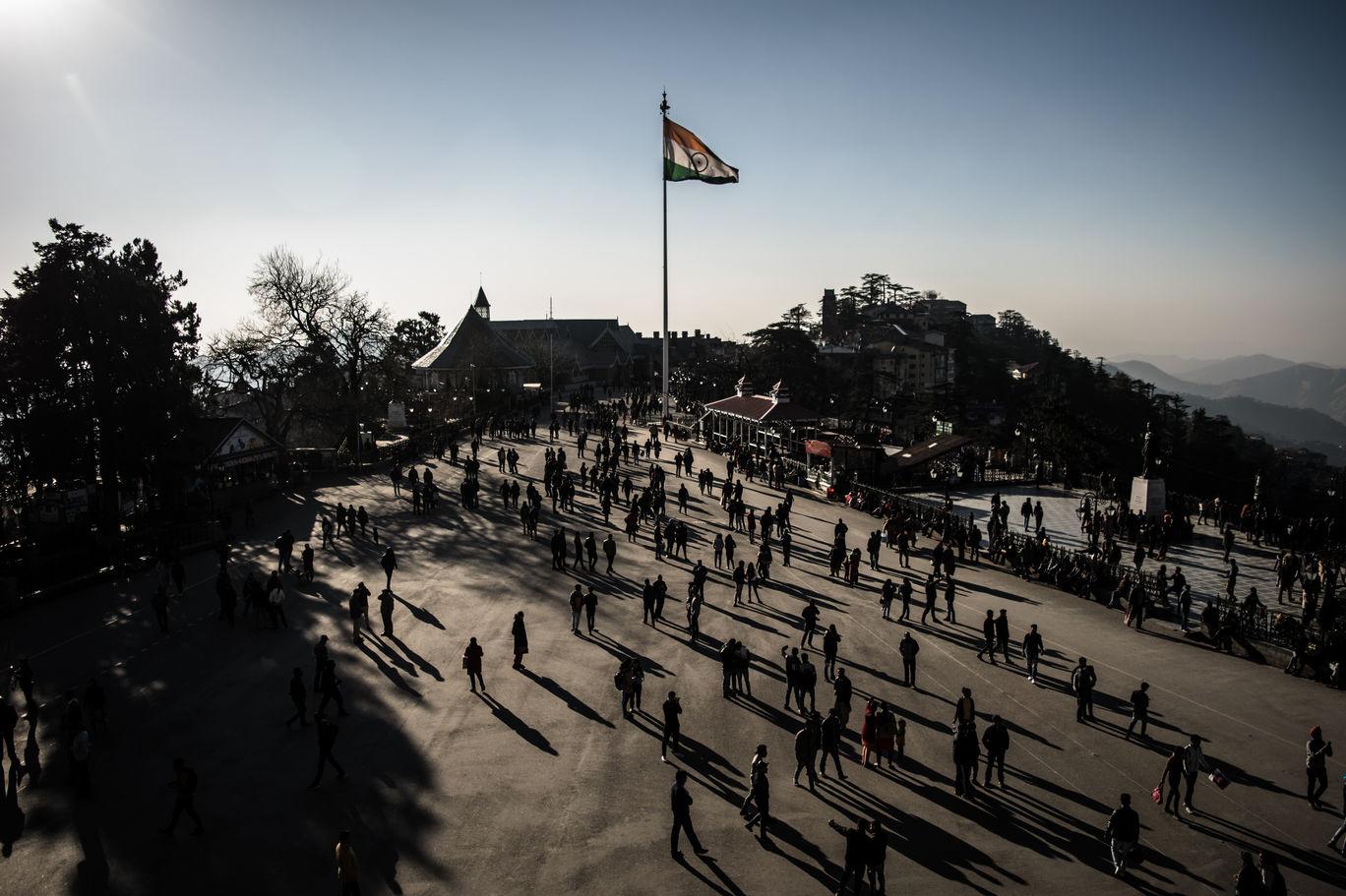 Photo of Shimla By Abhiraj Singh
