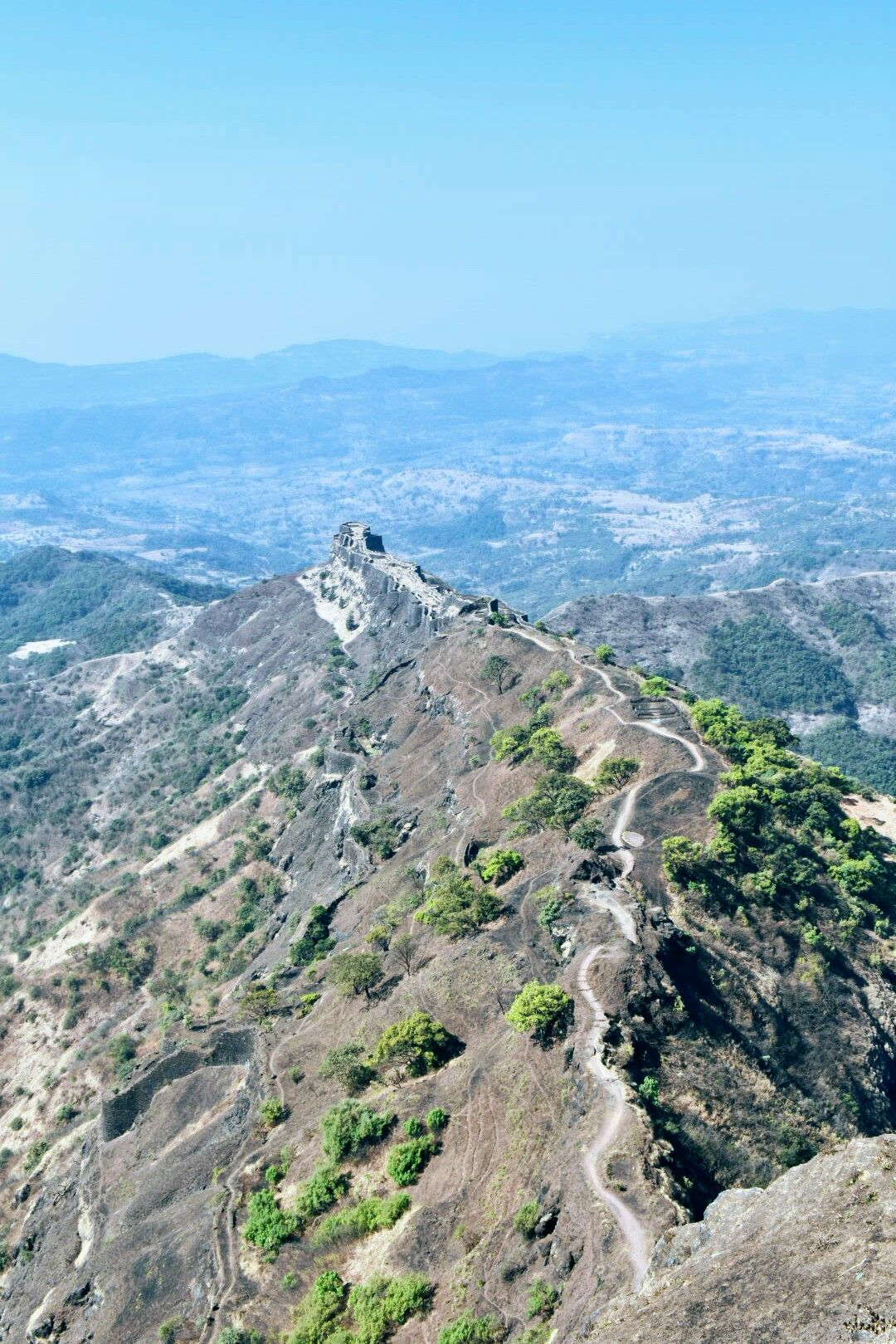 Photo of Rajgad Fort By Abha Haval
