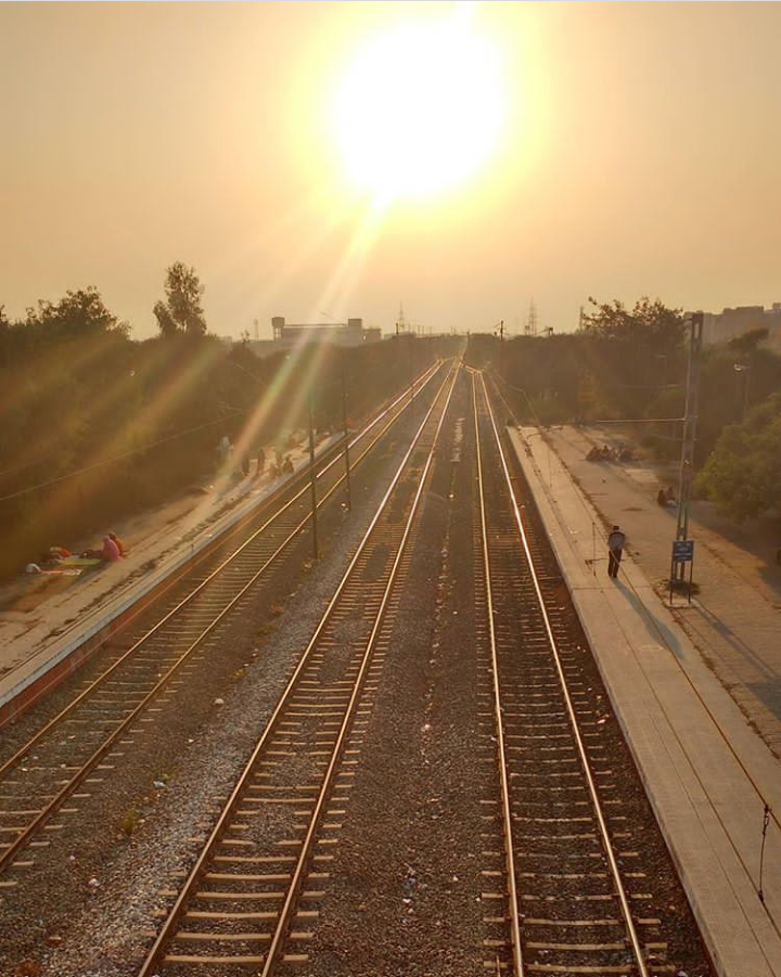 Photo of S.A.S. Nagar Railway Station By Raghav Bajaj