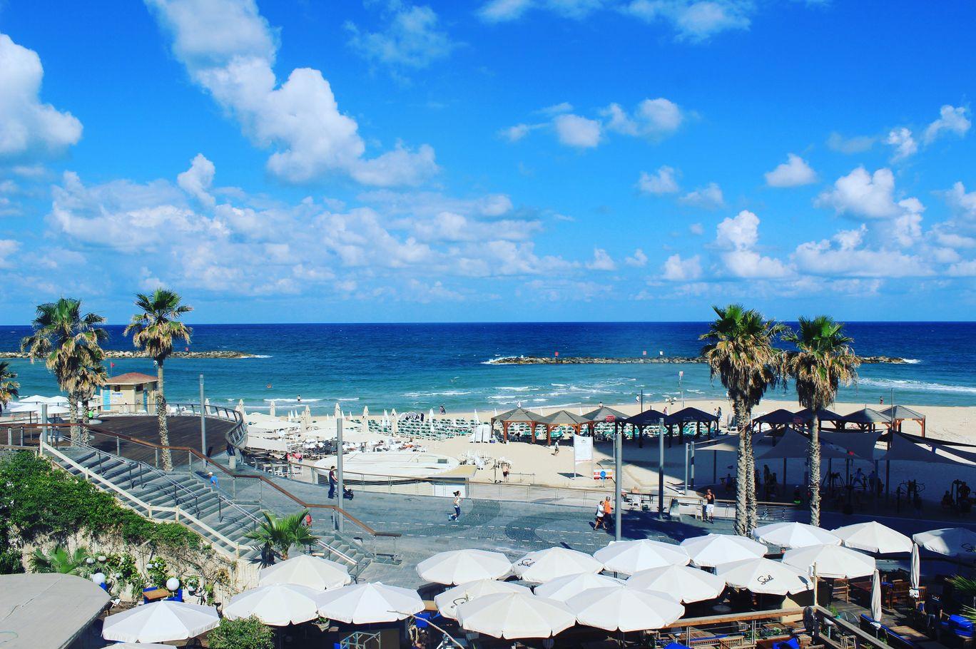 Photo of Tel Aviv By Ruchi Srivastava