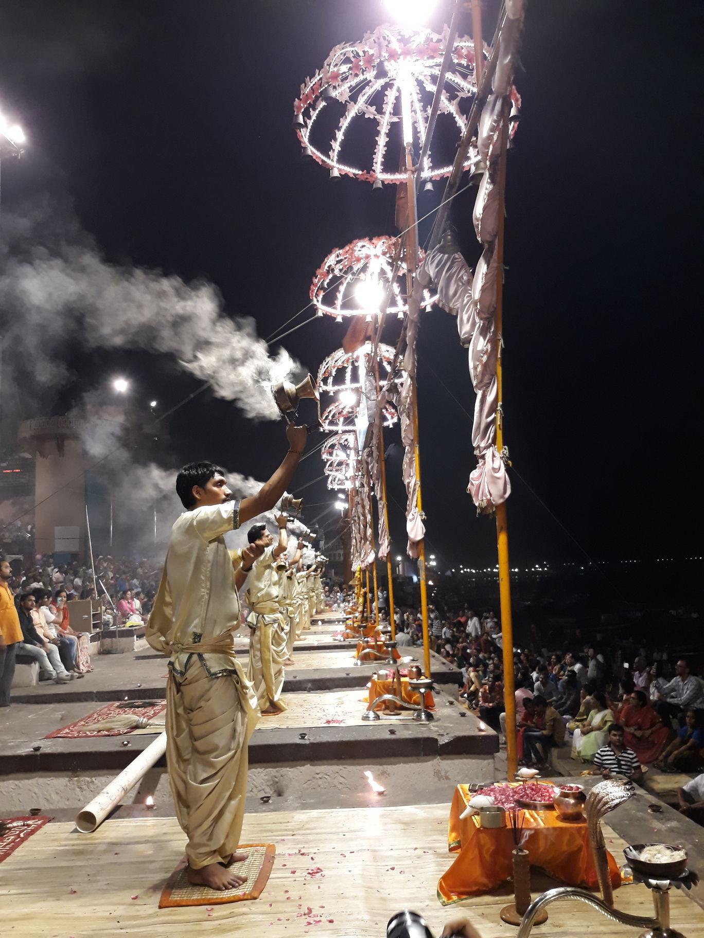 Photo of Ganga Aarti By Rinku Singh Yadav