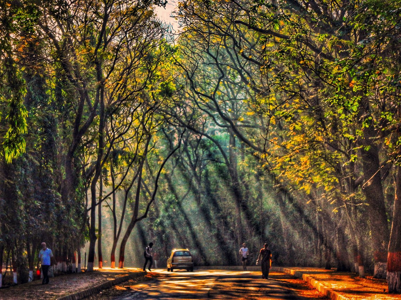 Photo of Sanjay Gandhi National Park By Khushboo