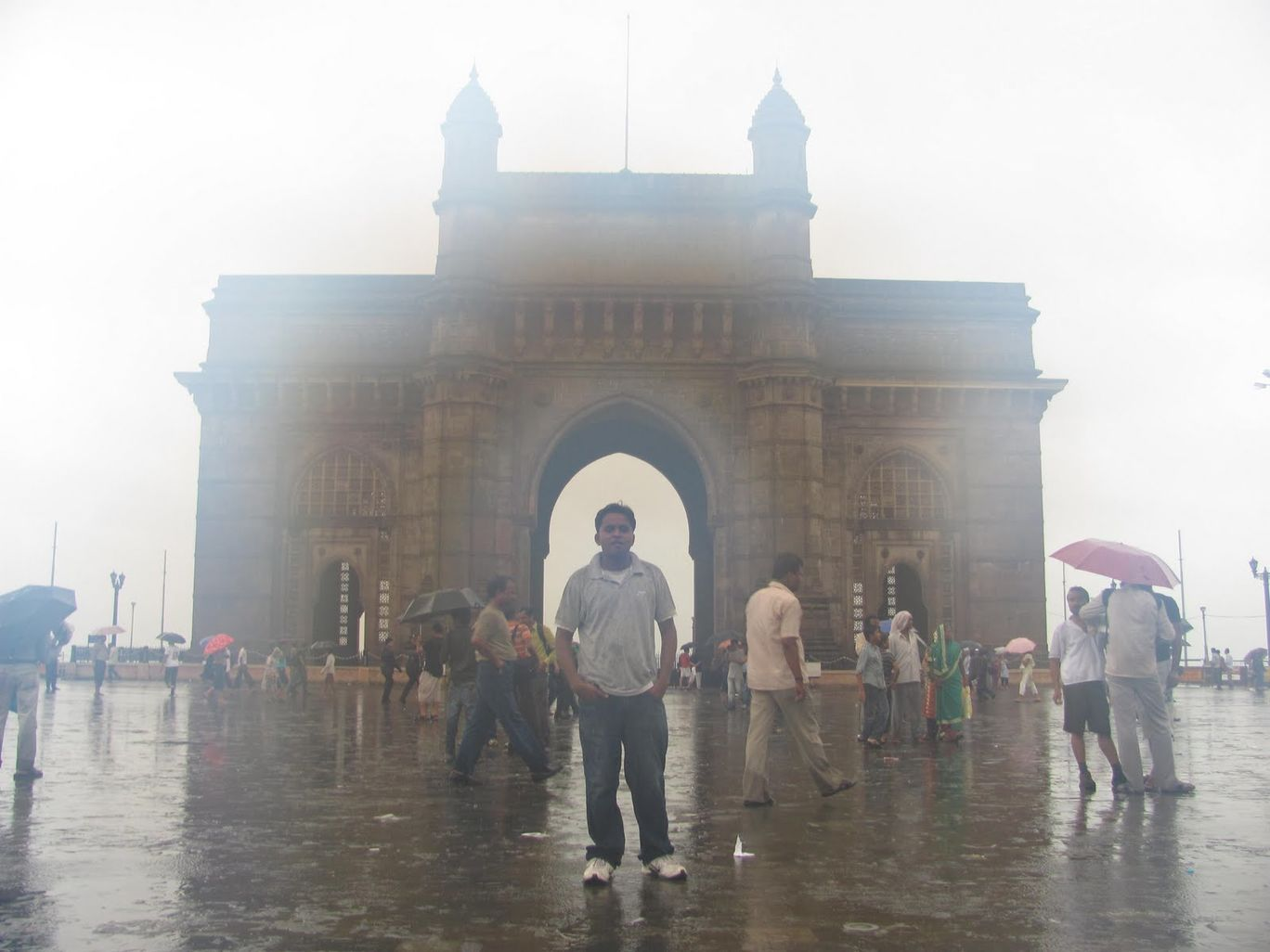 Photo of Gateway of India By Sujesh Raja