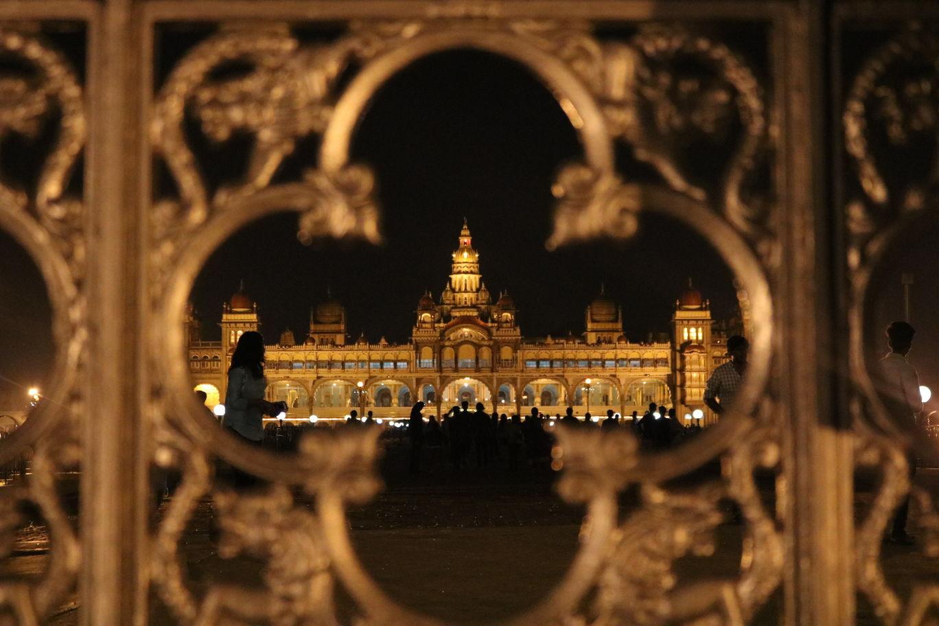 Photo of Mysore Palace By Roopesh Kewlani
