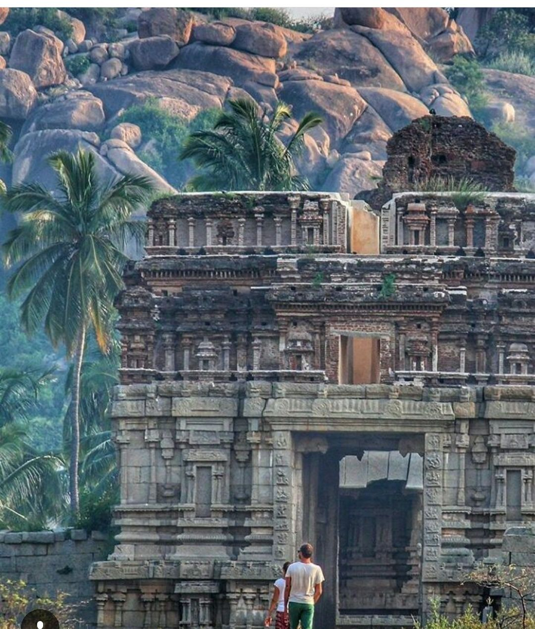 Photo of Hampi By Bharath Bara