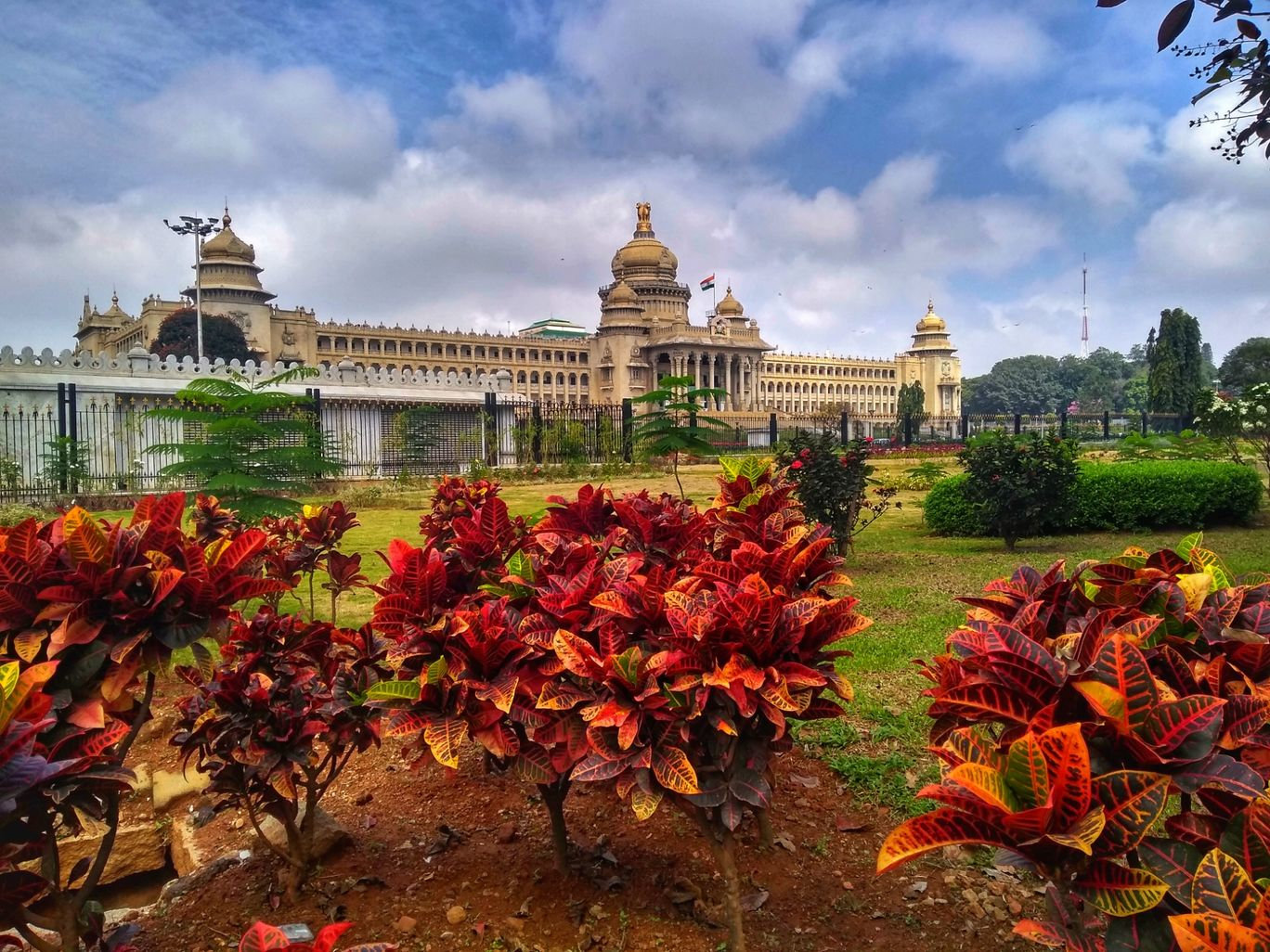 Photo of Vidhana Soudha By Bharath Bara