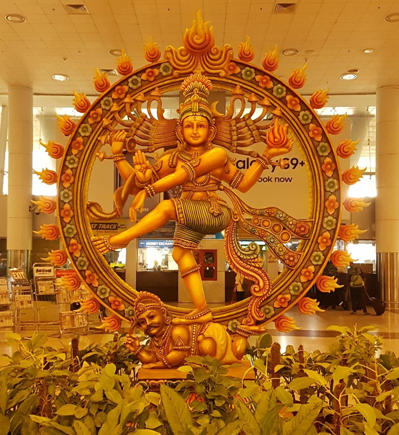 Photo of Chennai International Airport (MAA) By Arjun Manigandan