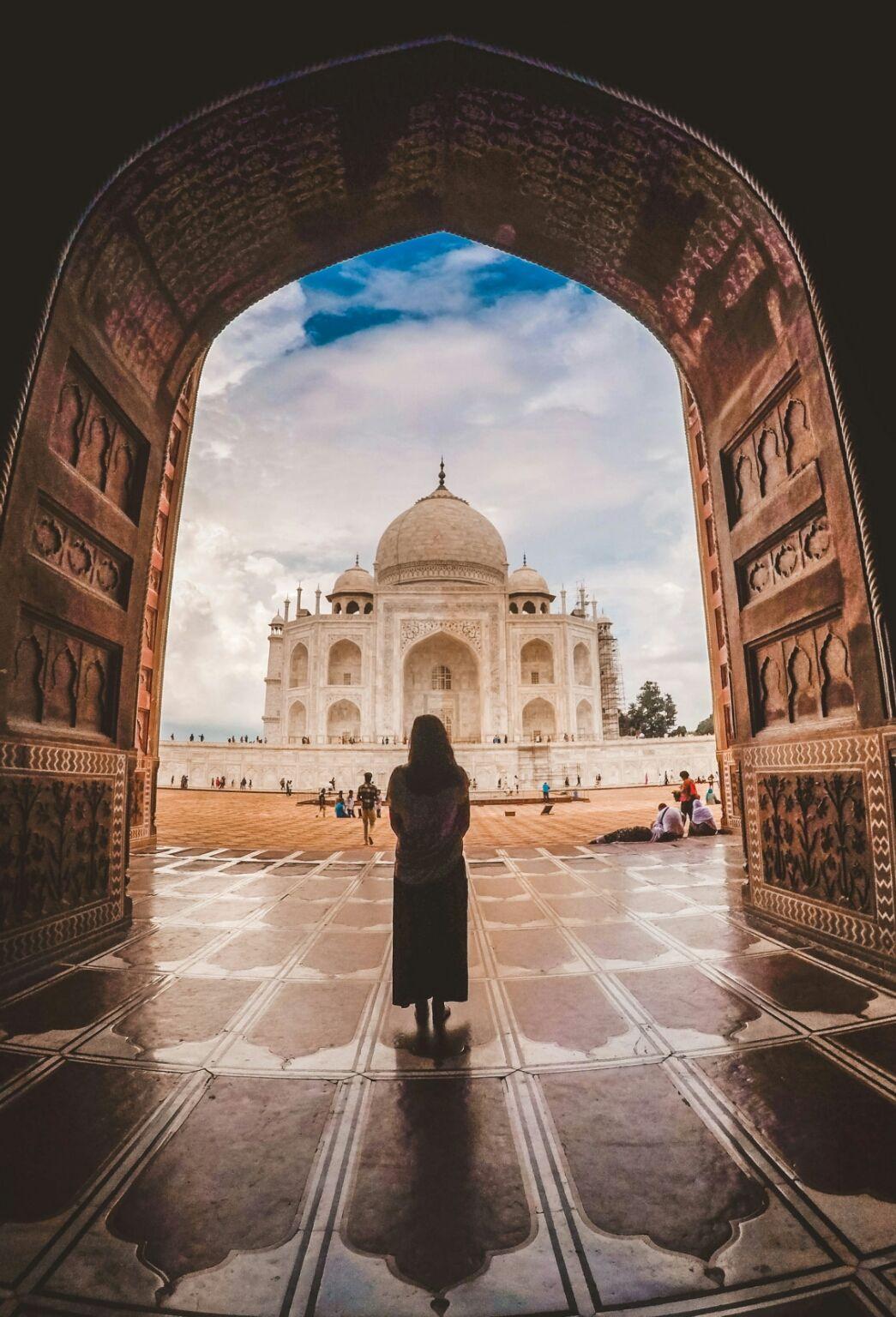 Photo of Agra By Swastik Sarkar