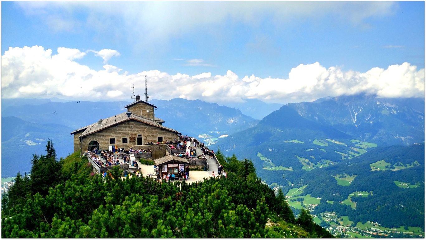 Photo of Kehlsteinhaus By Juanita Mendonca