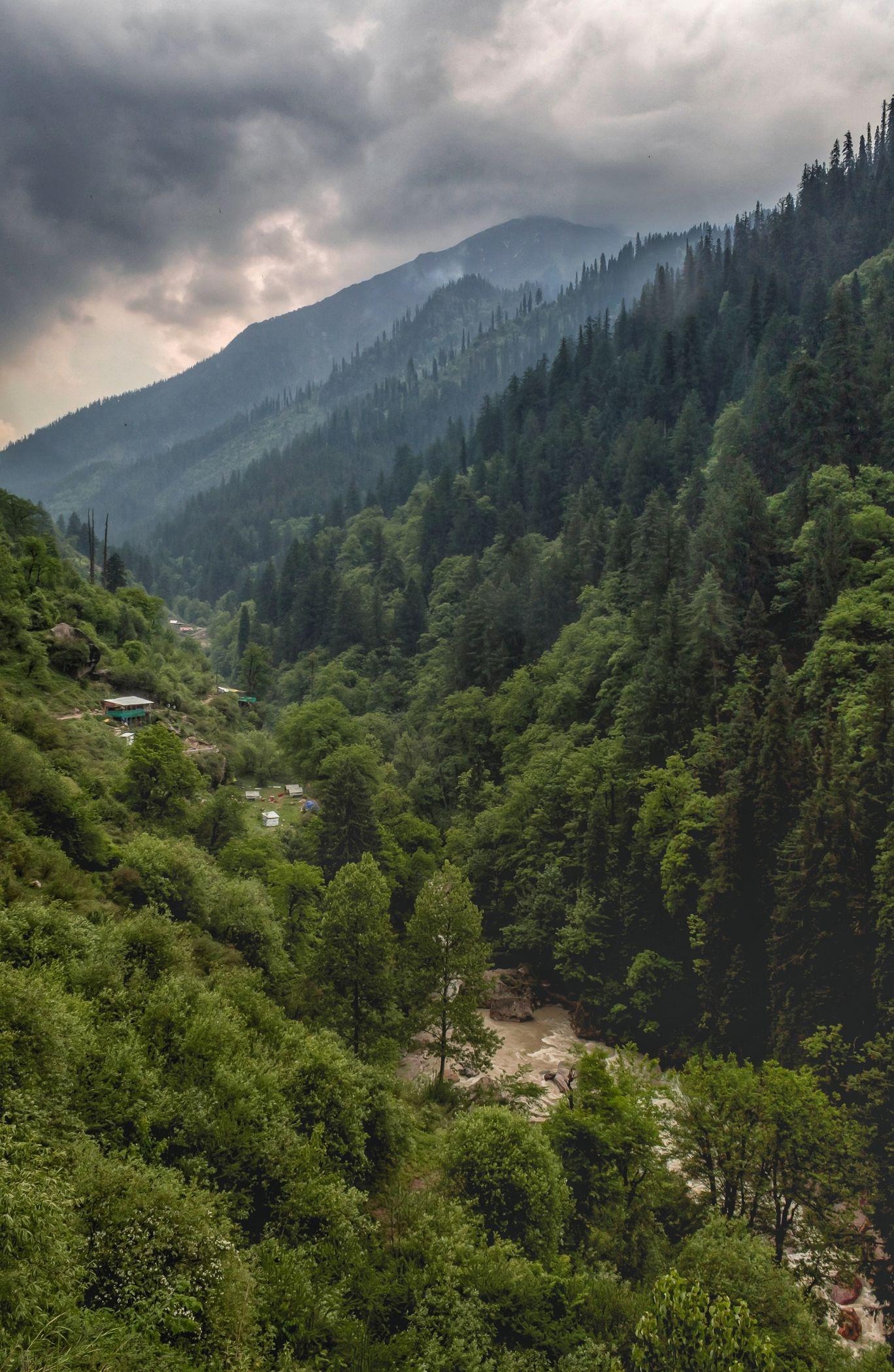 Photo of parvati Valley By Akshay Upadhya